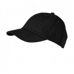 6 Panel Heavy Brushed Cap